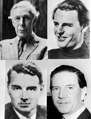 Who were Harold 'Kim' Philby, Donald Maclean, Guy Burgess, Anthony Blunt, and John Cairncross? These Men were the Cambridge Five, all graduates from Cambridge with high social standing who were hired by the Soviet Union to immerse themselves into the British Government. They leaked British plans and documents to the Soviet Union. They also leaked the plans for VENONA. Eventually four of them fled to Moscow, and one admitted to their espionage but none were punished.