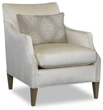 Azriel Club Chair Modern Armchairs Home Narrow Living