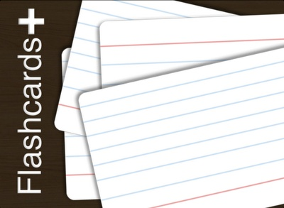 Review of top flashcard apps! From sublime speech! Very helpful, listing pros & cons.