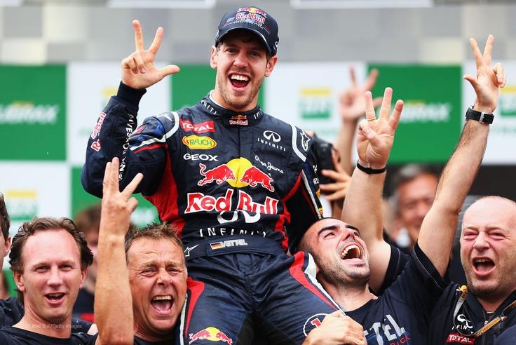Campeón F1