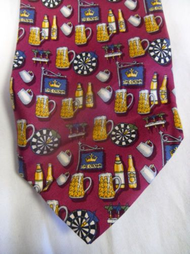 http://www.ebay.co.uk/itm/Vintage-drinking-beer-darts-bullseye-pub-alcohol-lager-hangover-silk-80s-tie-/231158017657?pt=UK_Vintage_Accessories&hash=item35d2176e79