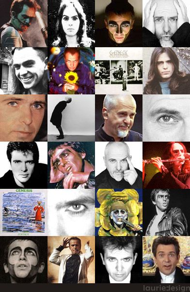 Peter Gabriel - what an awesome, odd talent.