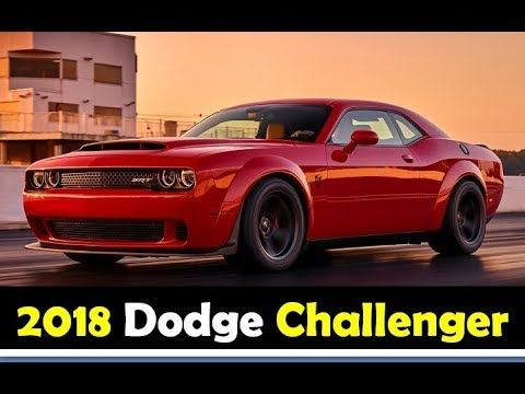 watch now new 2018 dodge challenger review auto cars news rh pinterest com