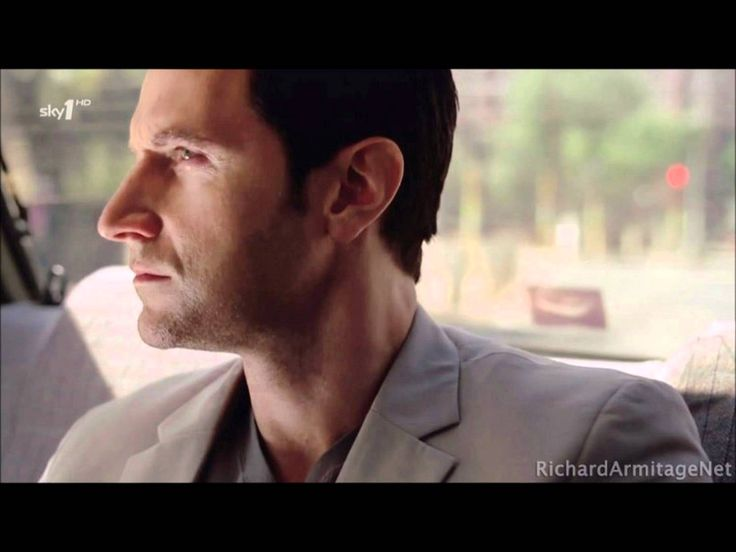 "Richard Armitage Reads ""Wife in London"" Poem by Thomas Hardy (1:13 minutes) #3 pick of the day"
