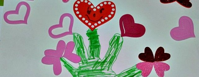 valentine crafts for preschoolers pinterest