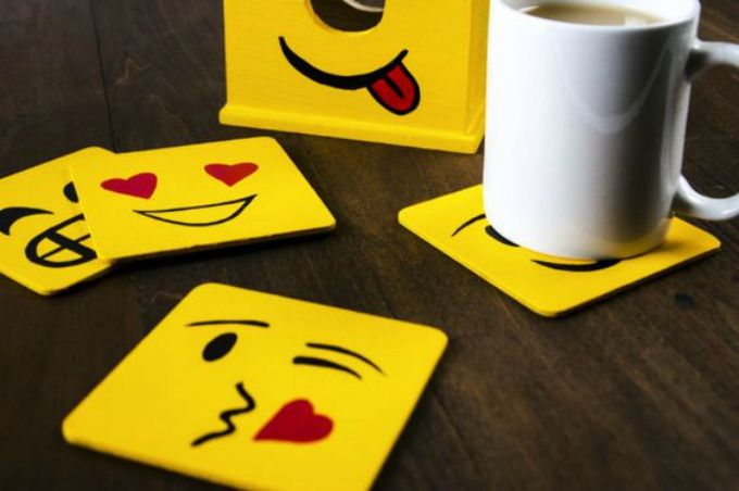 It started off with just cute smiley faces and turned into a huge trend called emojis. These DIY emoji craft ideas will help you expand your creativity.