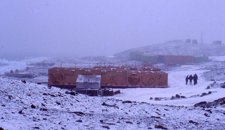 #HorizonteAntártida El lujo es el aire limpio y el paisaje