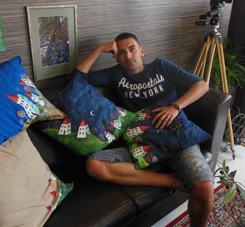 Yeah, more kobayashi-style pillows