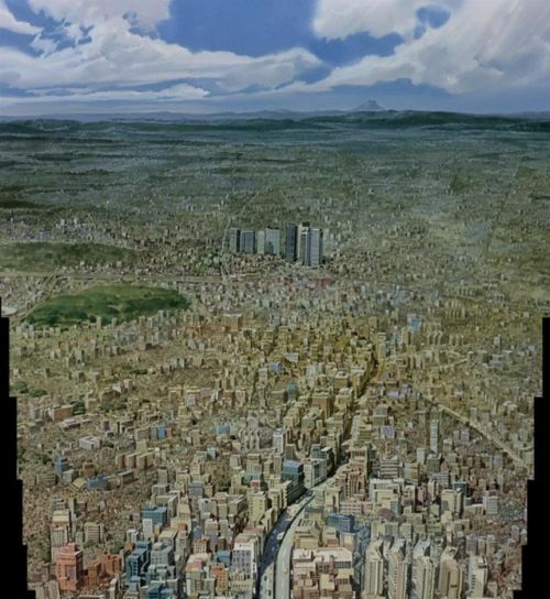 Neo-Tokyo Akira