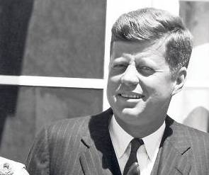 JFK Close up 2