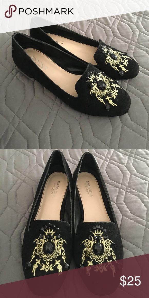 Kurt Geiger shoes Flats with gold embellishment Kurt Geiger Shoes