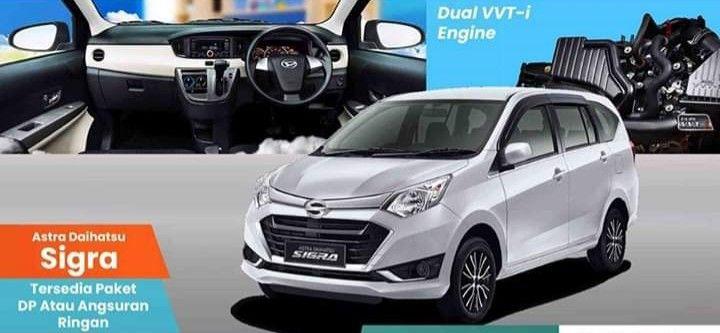 Promo Juni 2019 Daihatsu Dp Murah Sigra Dp 12jt Xenia Dp 17 Jt