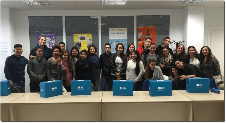 Escuelas de segunda oportunidad: Centro Antonio Orozco #Educación