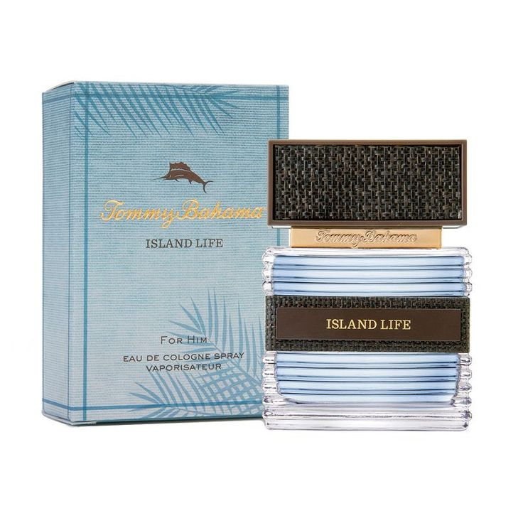 Tommy Bahama Island Life Men's Cologne - Eau de Cologne, Multicolor