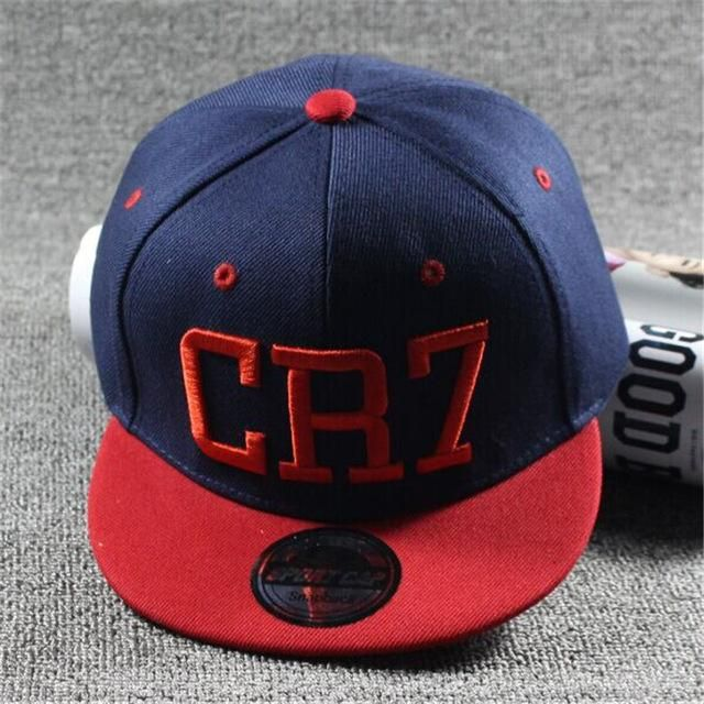 New Fashion Children Ronaldo CR7 Neymar NJR Baseball Cap