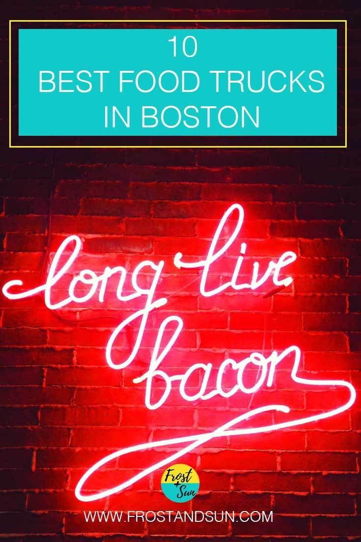 10 Best Food Trucks in Boston 37