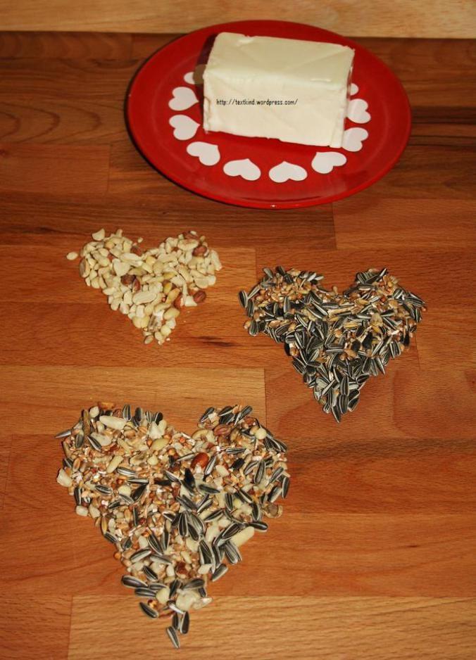 die besten 25 vogelfutter selber machen ideen auf pinterest selber machen vogelfutter ringe. Black Bedroom Furniture Sets. Home Design Ideas
