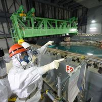Fukushima : radioactivité record dans un fossé menant à l'océan