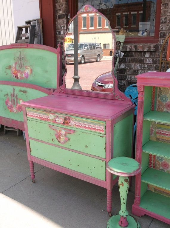 376 Best Vintage And Shabby Chic Furniture Bohemian Moon Images On Pinterest Shabby Chic