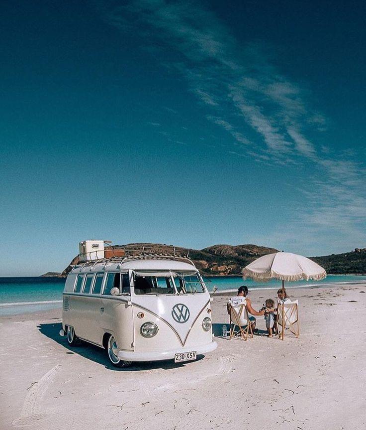 #vanlife: Alles was du über den Reise-Trend mit dem VW-Bus wissen musst