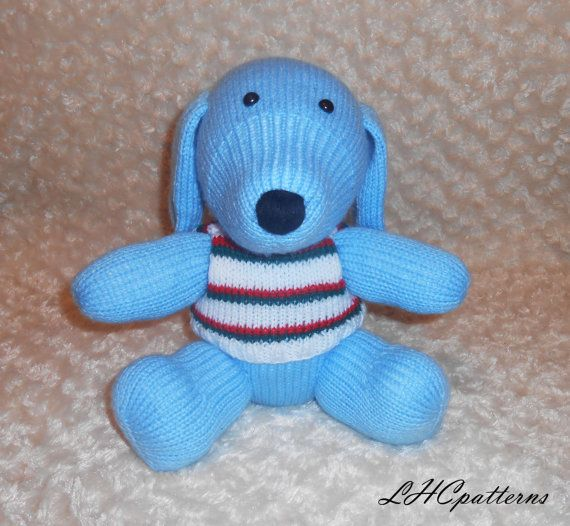 17 Best images about Knitted dogs and accessories on Pinterest Toy dogs, To...