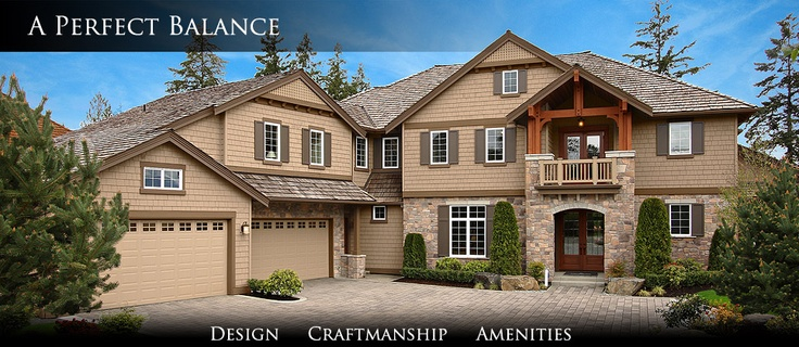 On Mercer Island and the Eastside, you can see many examples of Buchan home styles.