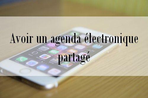 L'agenda électronique, une vraie révolution pour gagner du temps et de…