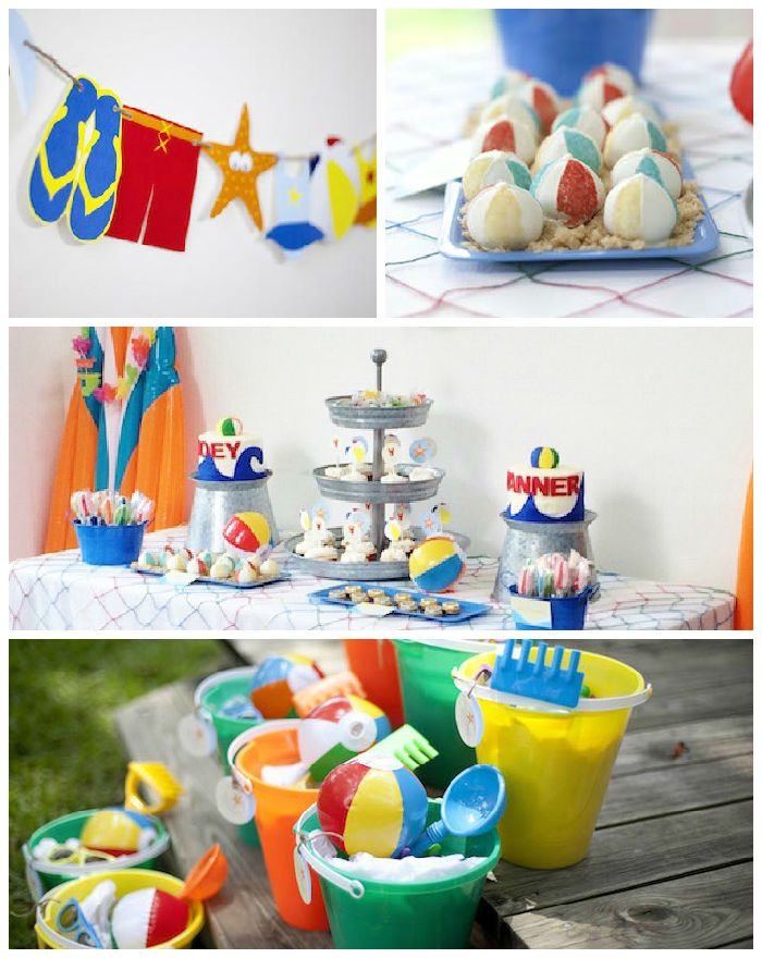 82 Best Images About Beach Theme Party On Pinterest Surf
