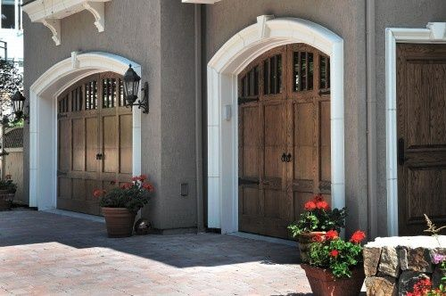 11 best images about garage doors on pinterest for French country garage doors