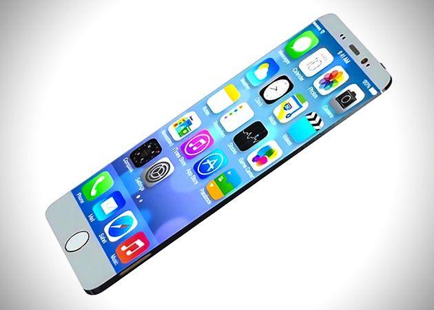 Apple iPhone Air Concept