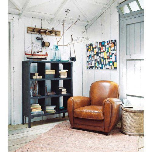 17 meilleures id es propos de fauteuil club cuir sur pinterest fauteuil m - Fauteuil club maison du monde ...