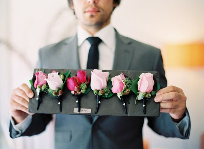 How To Make Wedding Buttonholes: 17 Best Images About Button Holes On Pinterest