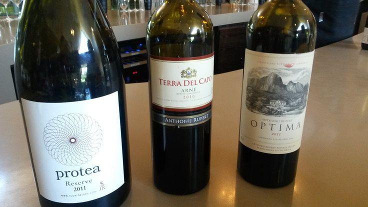 Anthonij Rupert Wine Tasting, Franschhoek