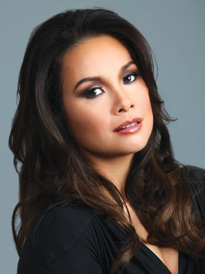 Lea Salonga - She makes me proud to be a Filipina.
