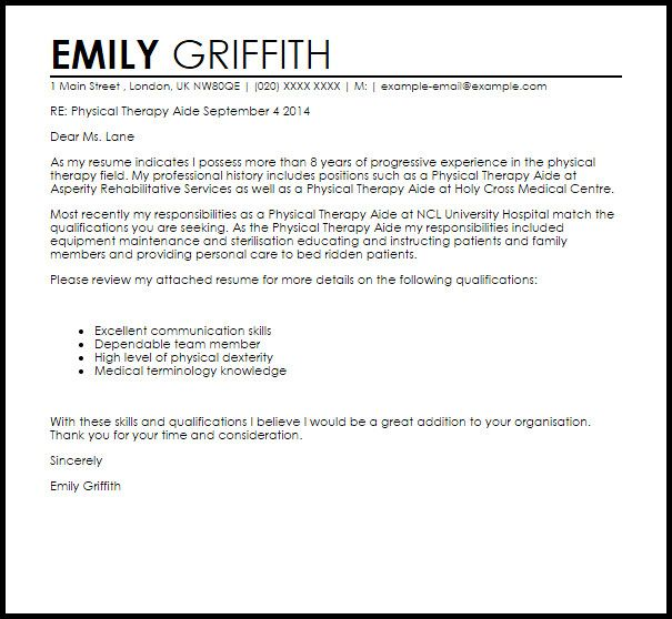 Occupational Therapy Assistant Cover Letter from i.pinimg.com