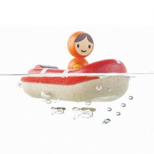 Plan Toys Coast Guard Boat