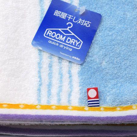 [소우케타올]이마바리타올 드라이웨이브2 블루 페이스(imabari towel Drywave2 Blue Face)