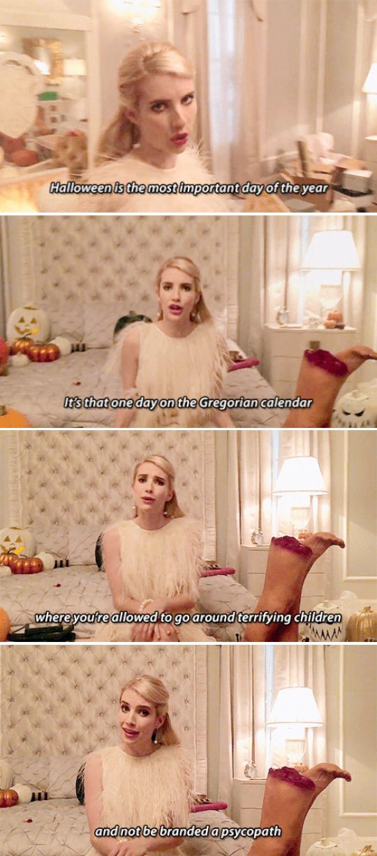 I haven't caught up with Doctor Who or Death Note yet, but I started watching Scream Queens and listening to Welcome To Night Vale. XD