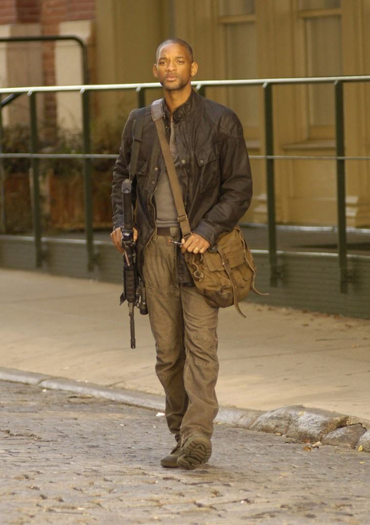 Will Smith Belstaff Bag and Jacket