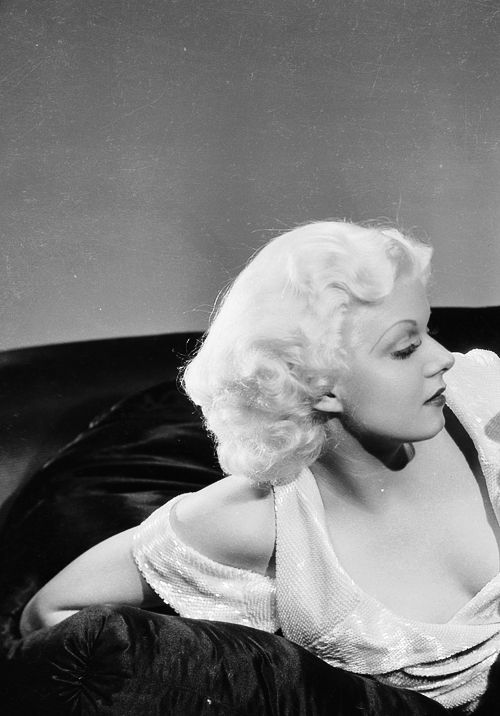 1000 Images About Jean Harlow On Pinterest
