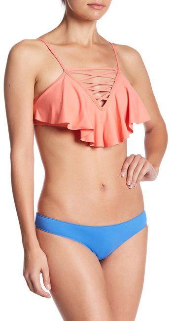 Rip Curl Surf Flounce Bikini Top