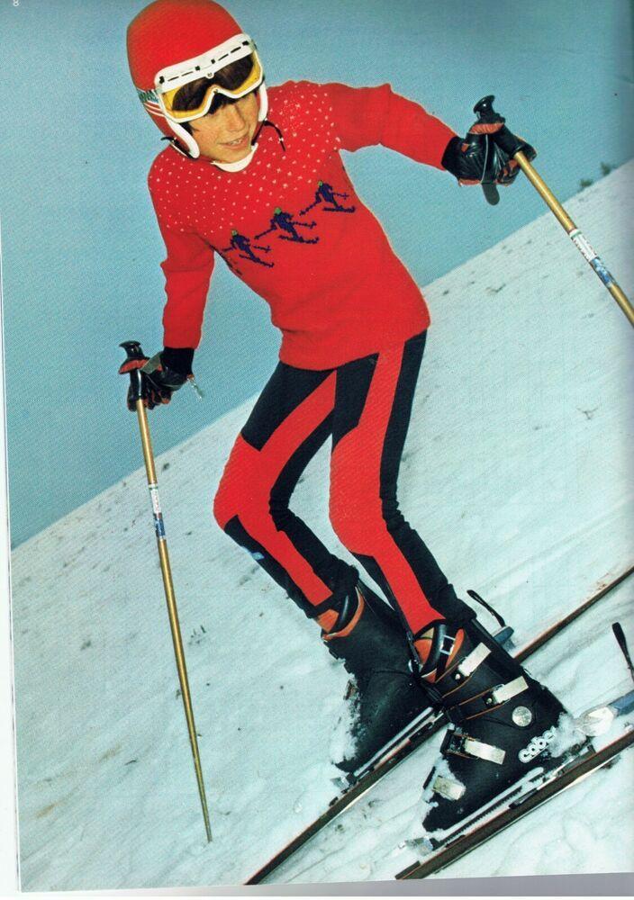 Brunswick Halloween 2020 1978 Knitting Pattern Booklet Brunswick Winter Sport 12 pages