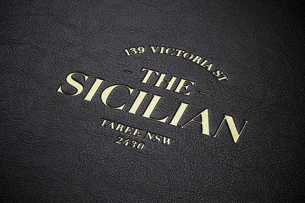 The Sicilian is an old-style Italian restaurant located in New South Wales, Australia. As the brand name suggests, the design borrows heavily from the gentlemen's style of 1940's gangster films. We imagine this to be a place where mafia bosses patronise. …