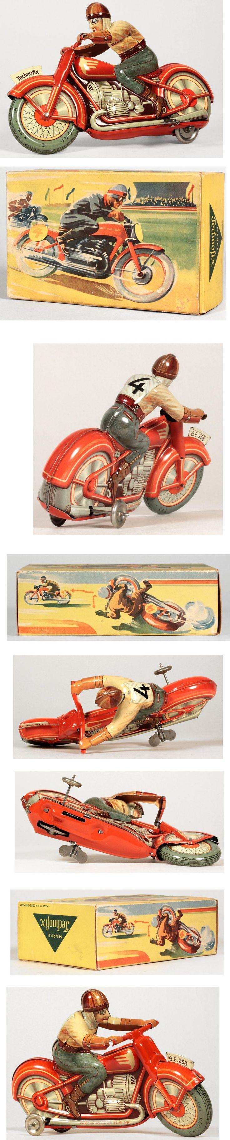 trick motorcycle...Technofix, Germany