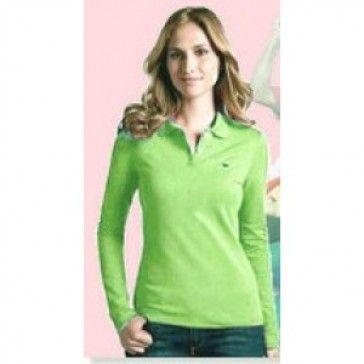 Classic Women Long Sleeve, Light Green