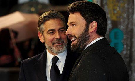 Ben Aflick & George Clooney