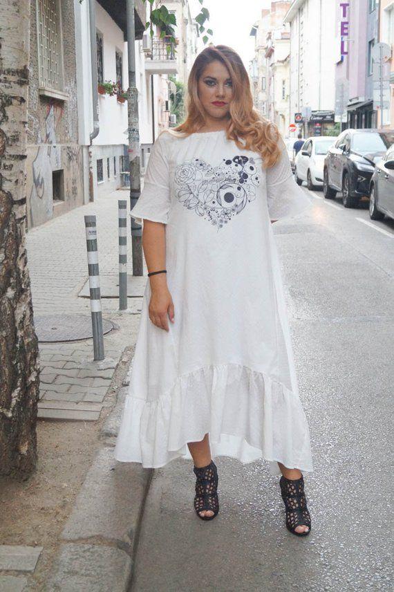 c63c2fa13db0 White Maxi Dress