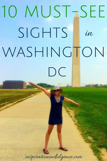 These are the top 10 MUST-SEE sights in Washington D.C.