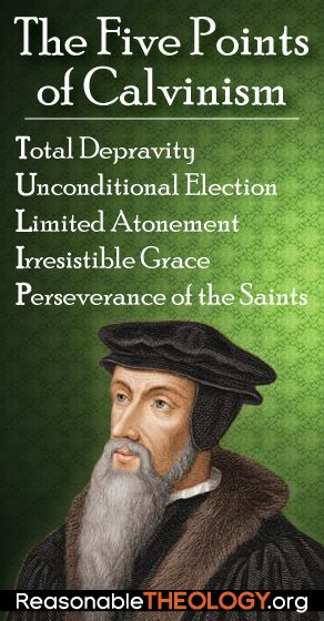Known as both the Doctrines of Grace and the Five Points of Calvinism, these doctrines are Total Depravity, Unconditional Election, Limited Atonement, Irresistible Grace, and the Perseverance of the Saints. Read about each one at http://rsnbl.us/1M4uKbc