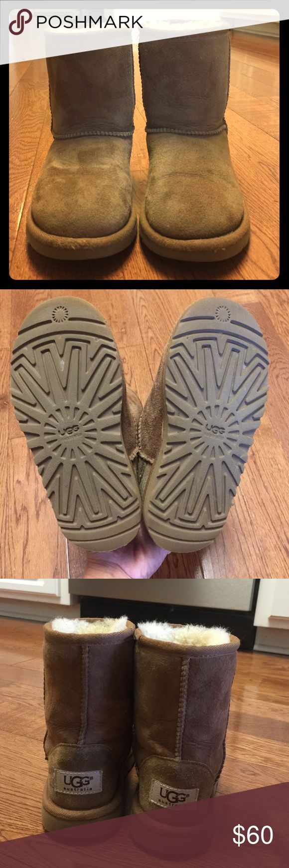 Toddler Girl Ugg Boots Toddler girl Ugg boots. In good condition. Size 12. UGG Shoes Boots